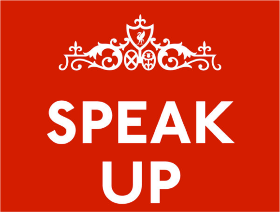 speak. up