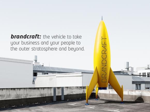 Brandcraft rocket